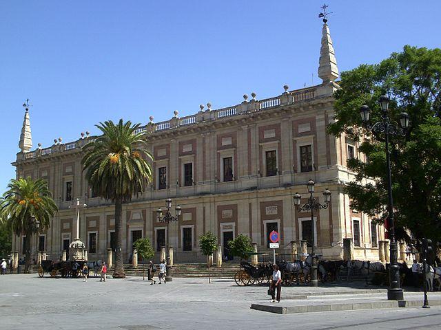 10 museos de Sevilla que tienes que conocer - Archivo General de Indias