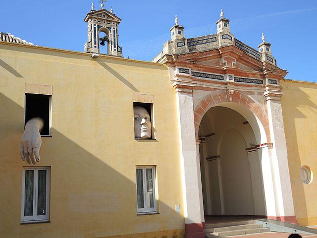10 museos de Sevilla que tienes que conocer - Centro Andaluz de Arte Contemporáneo