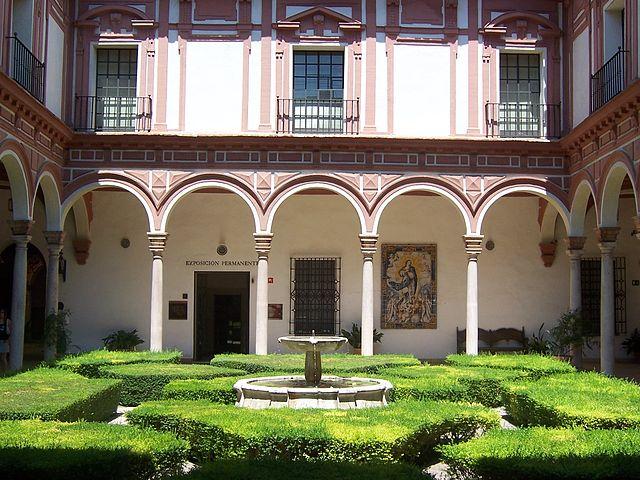 10 museos de Sevilla que tienes que conocer - Museo de Bellas Artes
