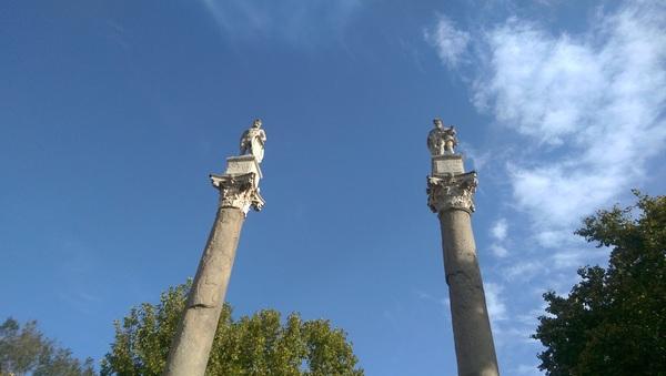 Ruta por Sevilla Romana_Alameda de Hércules