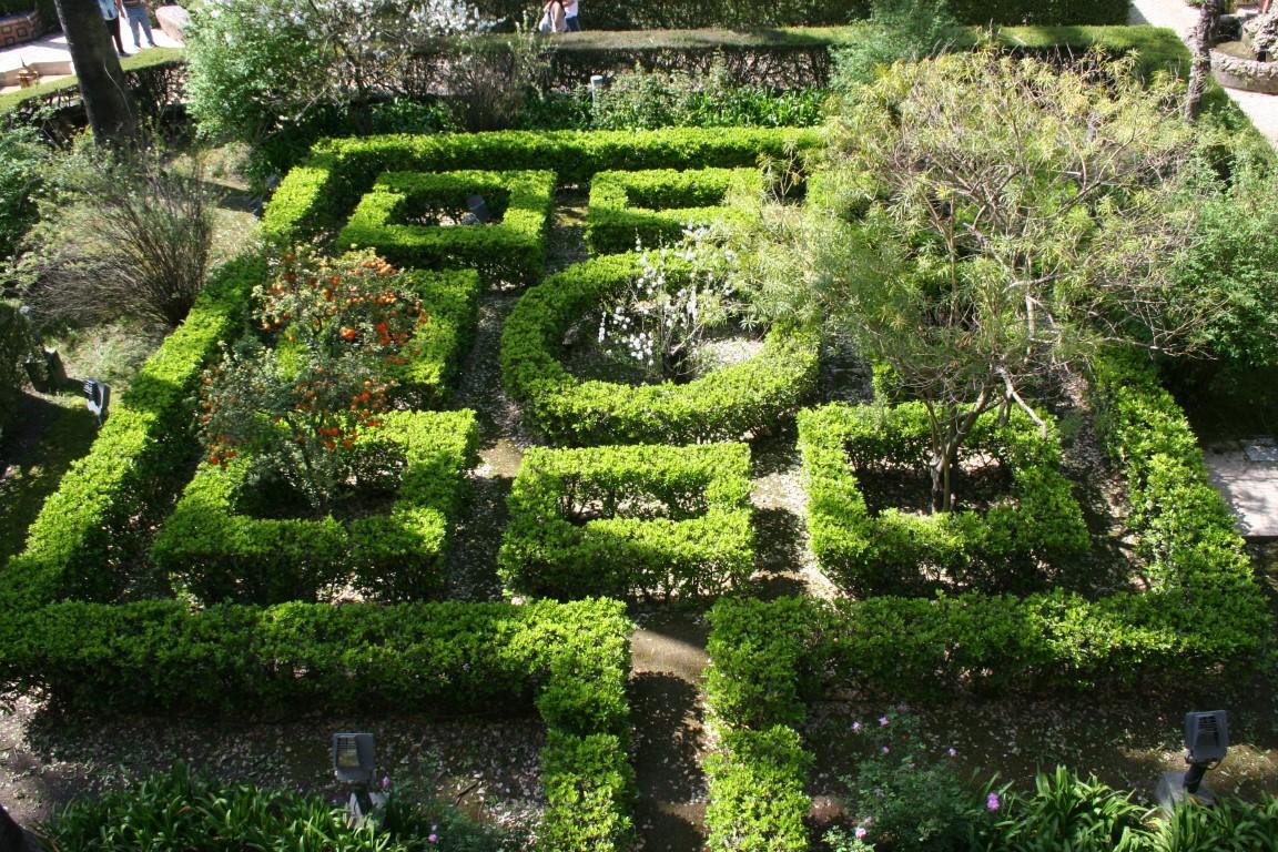 Sevilla free tours las noches en los jardines del real for Jardines verticales sevilla