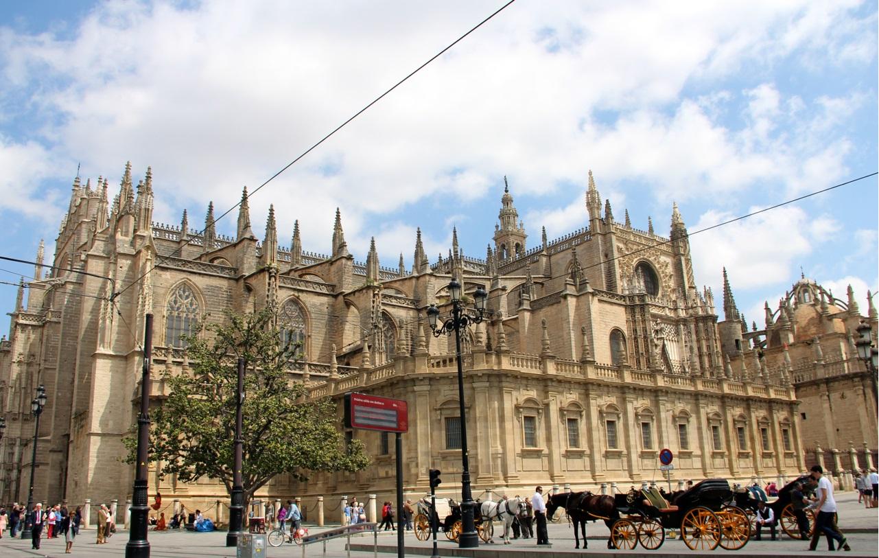 Sevilla free tours sevilla acoger el rodaje de la - 8 apellidos vascos actores ...